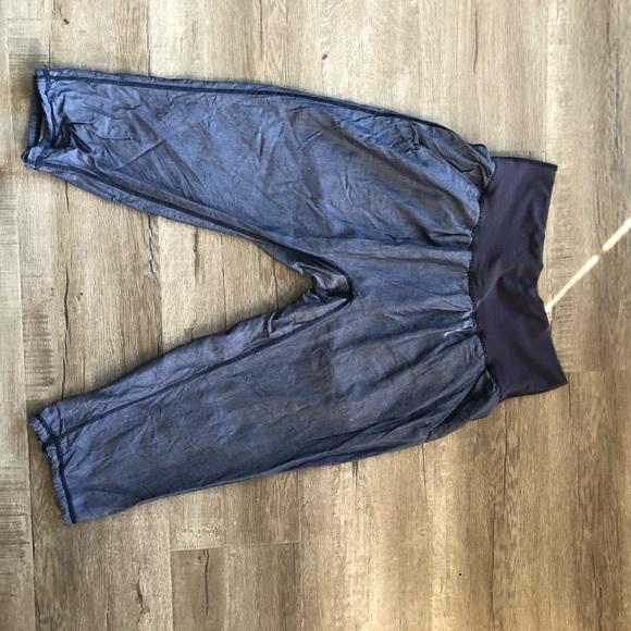 lululemon athletica Pants - Lululemon chambray ankle pants 👖